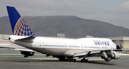 Last United 747 flights: A sign of aviation progress?
