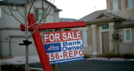 US foreclosures hit 10-year low: Sign of solidified recovery?