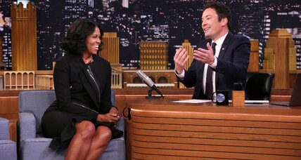 How Michelle Obama's 'Tonight Show' appearance reflects her legacy as first lady