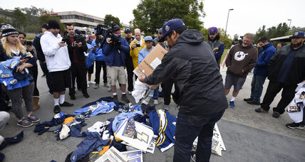 The San Diego Chargers are moving back to L.A. Is being a 'major league' city worth it?