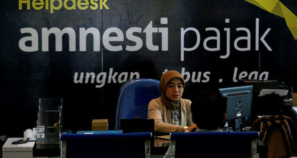 Indonesia's hunt for honest taxpayers
