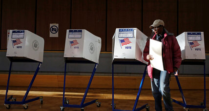 Why it matters to call voting booths 'critical infrastructure'