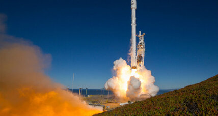 SpaceX launches, lands rocket after four-month hiatus