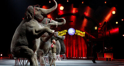 Ringling Bros. shuts down: Is this the end of an entertainment era? (+video)