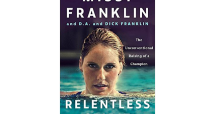 'Relentless Spirit' looks beyond fame and glory for the story of Missy Franklin