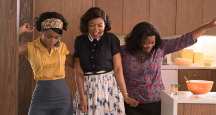 How hundreds of girls are seeing 'Hidden Figures' for free