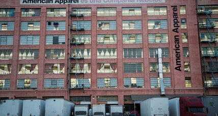 Once a retail innovator, American Apparel begins winding down