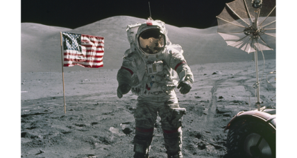 NASA hails 'patriot and a pioneer' Eugene Cernan, the last man on the moon