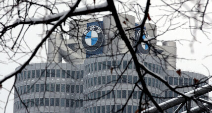 Trump threatens German automakers with 35 percent tariff