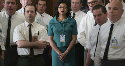 'Hidden Figures' tops box office as non-franchise, female-led movie continues to dominate