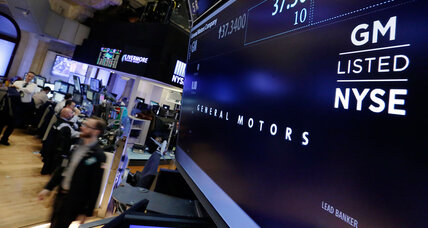 General Motors says it will invest $1 billion in US factories