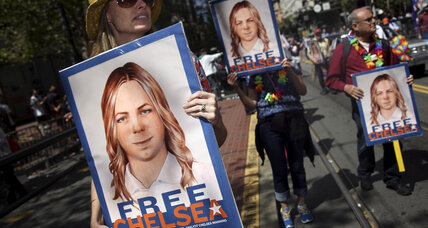 Obama grants clemency to Chelsea Manning, taking decades off the former soldier's sentence