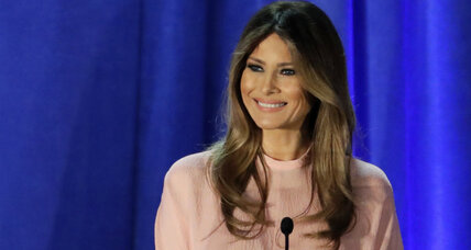 What will Melania Trump wear to the inauguration?