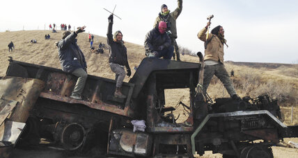 U.S Army to begin environmental study of Dakota pipeline