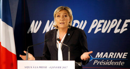 Marine Le Pen pulls ahead in poll: What does that mean for France and the EU?