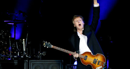 Paul McCartney sues Sony to regain control over 267 Beatles songs