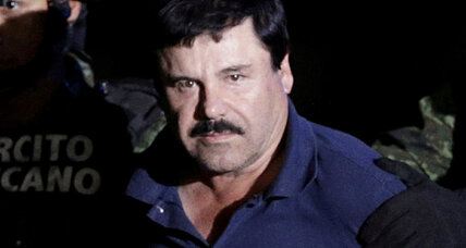 Mexican drug lord 'El Chapo' Guzman on his way to US after extradition