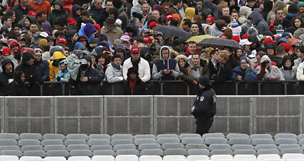 Trump's Inauguration Day: beyond the pageantry, after the boycotts