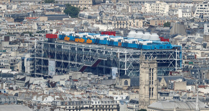 The Pompidou at 40: How, despite terrorism, museum keeps Parisians coming