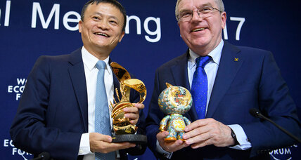 Alibaba is now a major Olympic sponsor: What can it bring to the global movement?