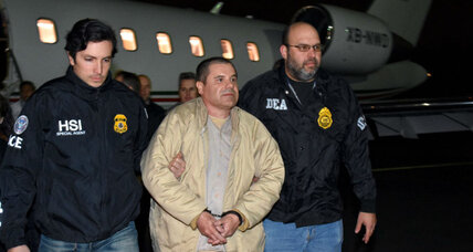 What the extradition of 'El Chapo' means for US-Mexico relations