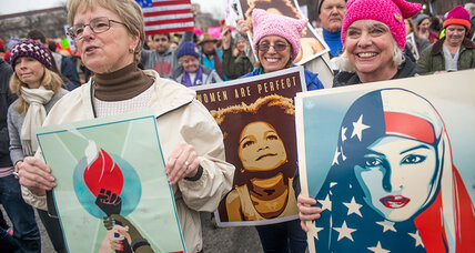 Women's marches: 'This is just the start'