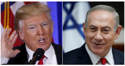 In 'very warm' phone call, Donald Trump invites Benjamin Netanyahu to US