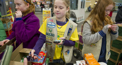 Girl Scout cookies at 100: How financial literacy is built with Thin Mints