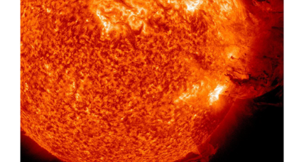 Researchers calculated the economic cost of a major solar storm – and it's big