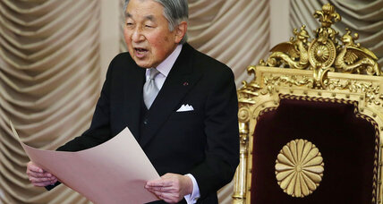 Will Japan allow its Emperor to abdicate? Interim report suggests Akihito could get his hinted wish