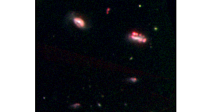 How did galaxies like ours form? Elusive galaxy gangs offer clues