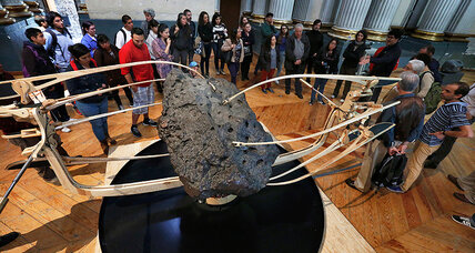 How a few millimeters of Russian rock helped unwind a meteorite mystery