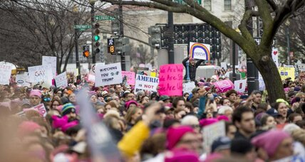 After massive crowds at women's marches, what's next? (+video)