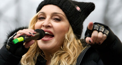 Why Newt Gingrich wants Madonna arrested (+video)