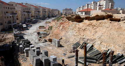 Israel plans 2,500 new West Bank settlement units in Trump's first days in office