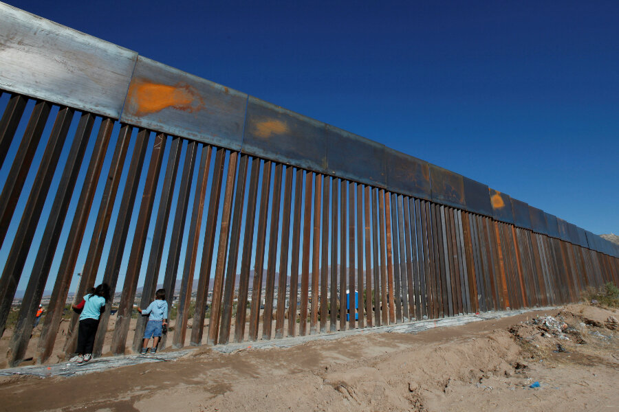 Trump Is Building His Wall