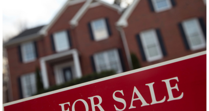 Existing home sales fall – all the way down to 1999 levels