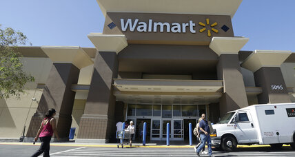 Why Wal-Mart is selling cars