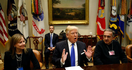 In Trump era, US automakers seek balance between jobs, profits