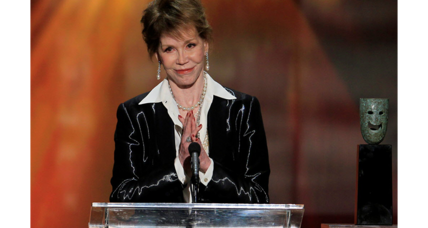 Mary Tyler Moore was legendary TV actress on 'The Dick Van Dyke Show,' 'The Mary Tyler Moore Show'