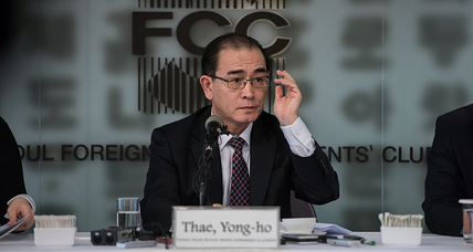 High-profile defector: Discontent with North Korean government is growing