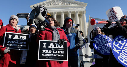 'Joyful' March for Life groups rally in D.C., despite some political differences