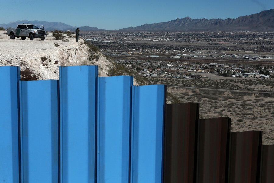 Can Trump Make Mexico Pay For The Wall Csmonitor Com