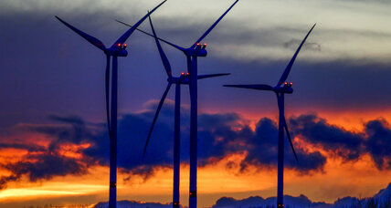 Why a red state is the No. 1 wind energy producer in America