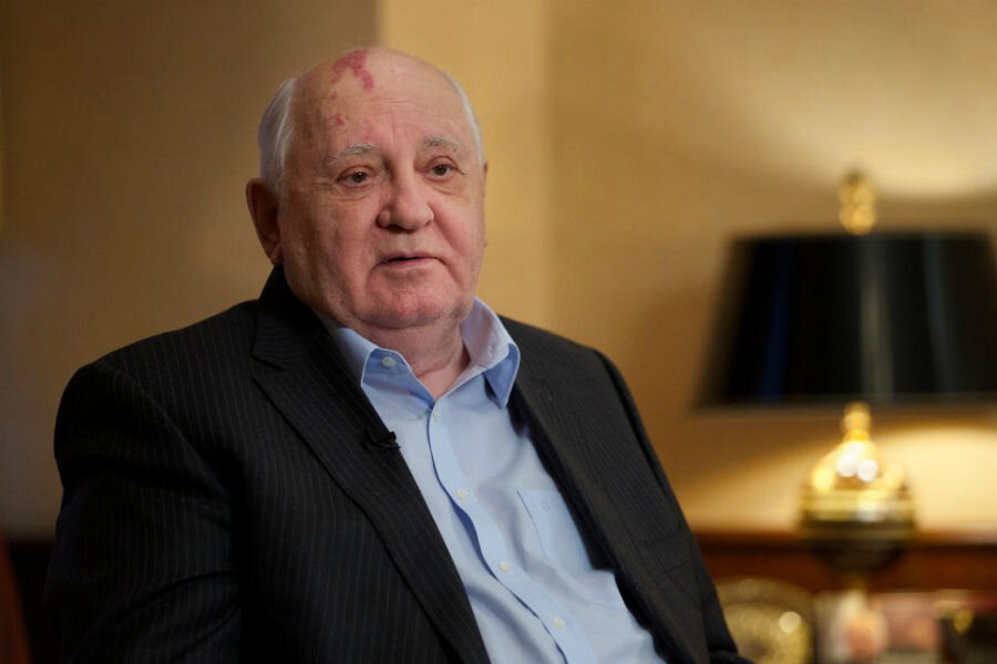 Why Mikhail Gorbachev is worrying about US-Russia nuclear war
