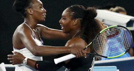 No. 23: Serena Williams thanks sister for another major tournament record
