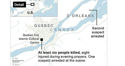 Quebec City shooting: Terrorist attack on Muslims, says Trudeau