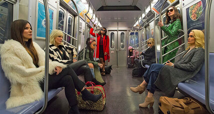 'Ocean's Eight' sneak peek: Are gender-flipping reboots helping to balance Hollywood?