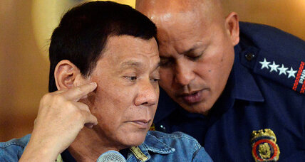 Philippines suspend anti-drug campaign to root out police corruption