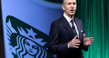 Starbucks says it will hire 10,000 refugees worldwide (+video)